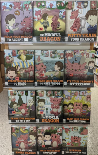 Children's Nonfiction Feb 2021