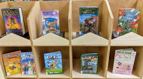 New Assorted Children's Books Dec-Jan