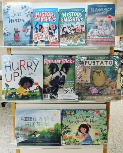 New Assorted Children's Books - February 2021