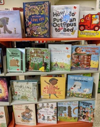 New J Picture Books shelf Jan 2021 (2)