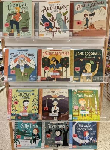 New J Board Books